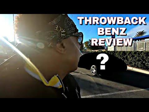 THROW BACK BENZ CAR REVIEW