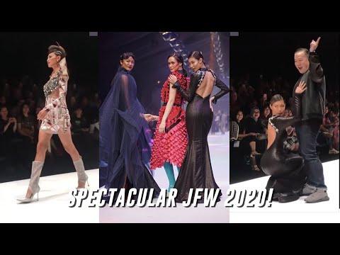 SPECTACULAR JFW 2020!!