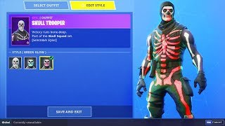 """How To Get The """"Red Skull Trooper"""" COMING SOON to Fortnite Battle Royale!"""
