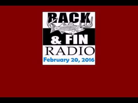 10th Annual Ocean City Intermediate School Fishing Club - Rack and Fin Radio February 20 2016