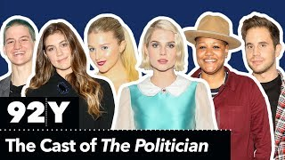 The Politician: A special conversation with the cast and creator