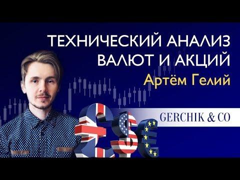 Технический анализ валют и акций от Артёма Гелий на неделю 04 - 08.02.2019