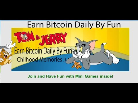 Earn Bitcoin By Playing Game   Free Satoshi Play   How To Earn Bitcoin By Play Fun Game