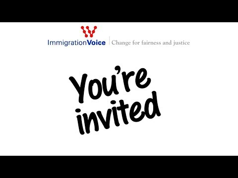 Immigration Voice Advocacy Event February 2018