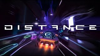 DISTANCE Gameplay (No Commentary)