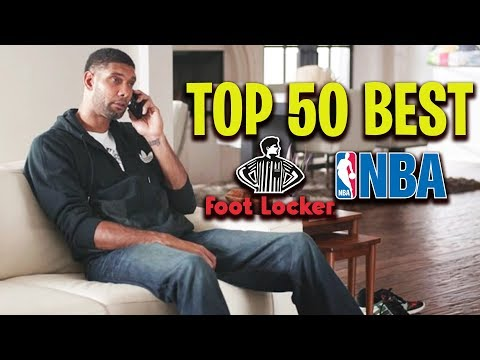 Top 50 Best NBA Footlocker Commercials - Ultimate Compilation