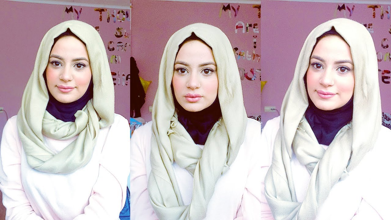 Hijab Styles Tutorial Turkish Hijab Style Step By Step Style Arena