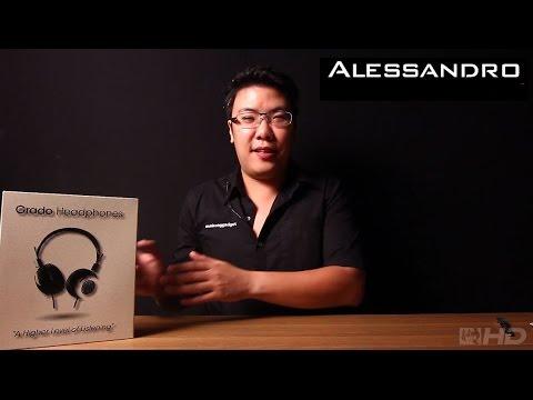 รีวิว : หูฟัง Alessandro MS1e