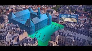 Reims : de grands projets pour redessiner la ville