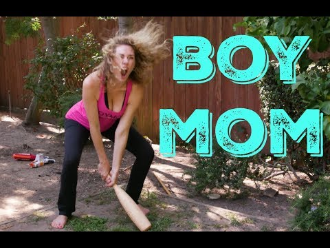 Josh Michael - Is It A Different Mom Experience If You Have Boys?