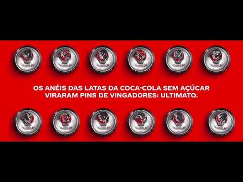 Coca-Cola - Pin Tabs