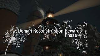 FFXIV: Doman Enclave Rewards - Stage 4