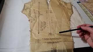 Gunne Sax Dress: The Bodice Part 2