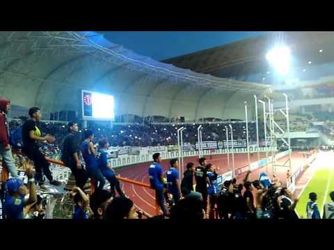 Chant persib vs persiba ini Bandung bukan Jakarta