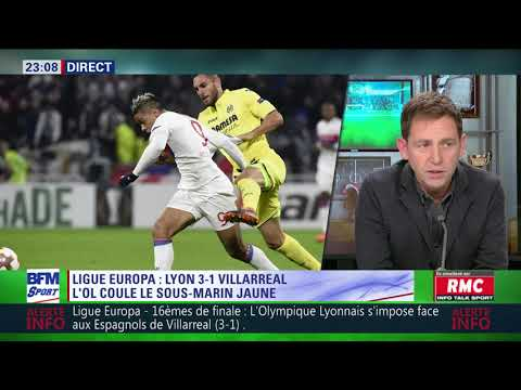 After Foot du jeudi 15/02 – Partie 1/3 - Débrief de Lyon/Villarreal (3-1)