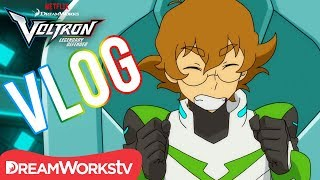 Voltron Vlogs: Pidge | DREAMWORKS VOLTRON LEGENDARY DEFENDER