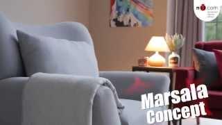 Ev Dekor - Marsala Rengi ile Ev Dekorasyonu