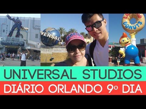 DIÁRIO DE ORLANDO #09 - UNIVERSAL STUDIOS - YAMATWO