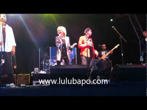 Lulu & James Smith - We've Got Tonight (Tall Ship Races 2011)