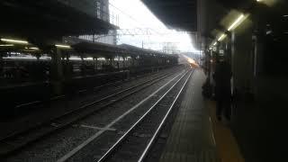 DD51+キハ120 配給 京都駅にて