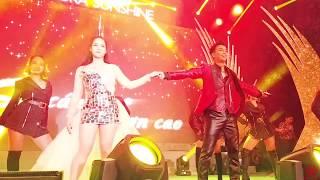 TiTi HKT Liên Thủ Nhật Kim Anh LIVE Nhảy Cực Đẹp - MC Trấn Thành
