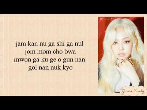 BLACKPINK - Don't What To Do (Easy Lyrics)