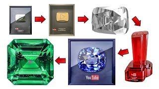 Conheça Todas as placas do youtube