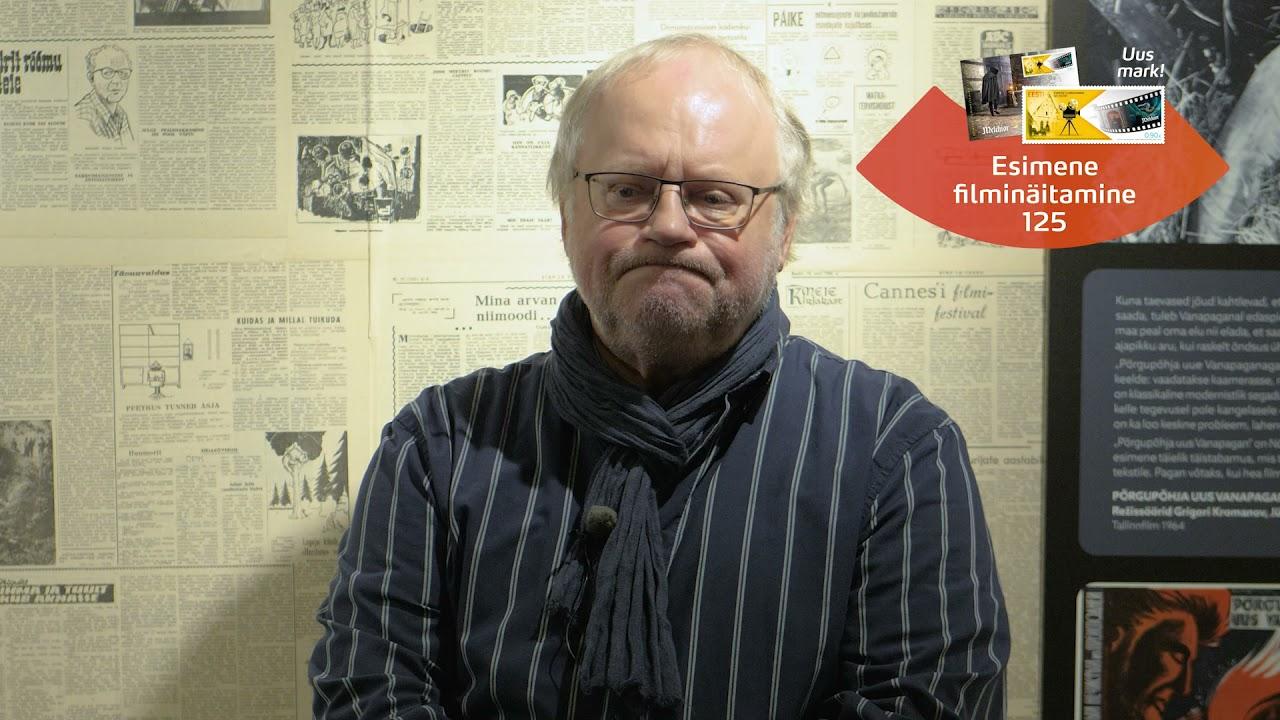 Esimene filminäitamine 125: esimestest filminäitamistest räägib filmiajakirjanik Jaak Lõhmus