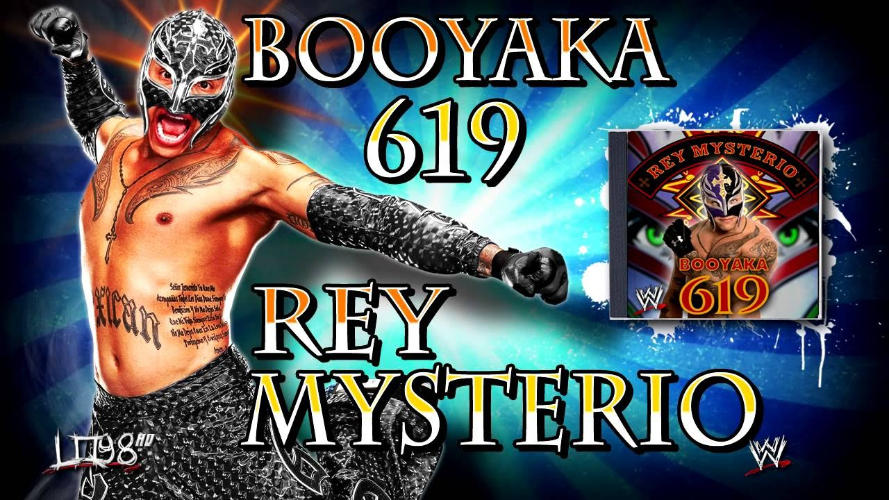 Evolution of the 619 through wwe games rey mysterio - Wwe 619 images ...