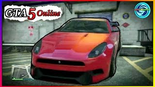 GTA 5 Ocelot LYNX BEST Paint Job Customization