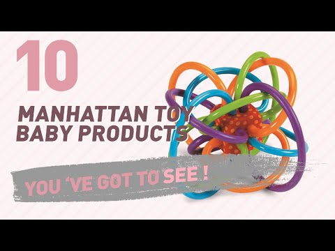 Manhattan Toy Baby Whoozit Stroller and Travel Activity Toy Review