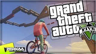 CRAZY BMX STUNTS | GTA 5 Funny Moments | E380 (with The Sidemen) (GTA 5 Xbox One)