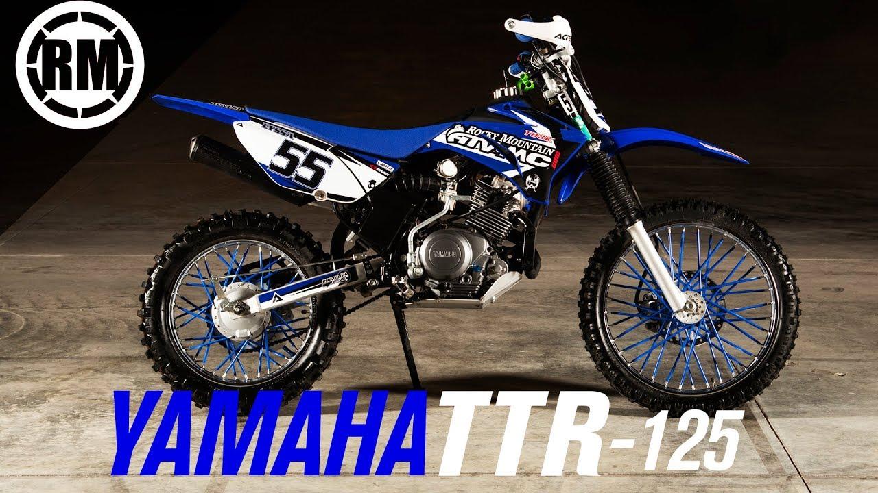 Kids Dirt Bike Guide Series | Yamaha TTR 125LE - YouTube