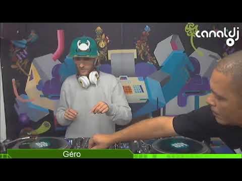 DJ Gèro - Drum'n'Bass - Programa DB-ON - 04.10.2017