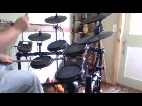Alesis Nitro Poor Boy's Electronic Drum Set Unboxing and  Review