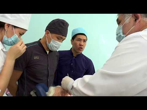 Серик Жолдыбаев - Стоматолог с золотыми руками