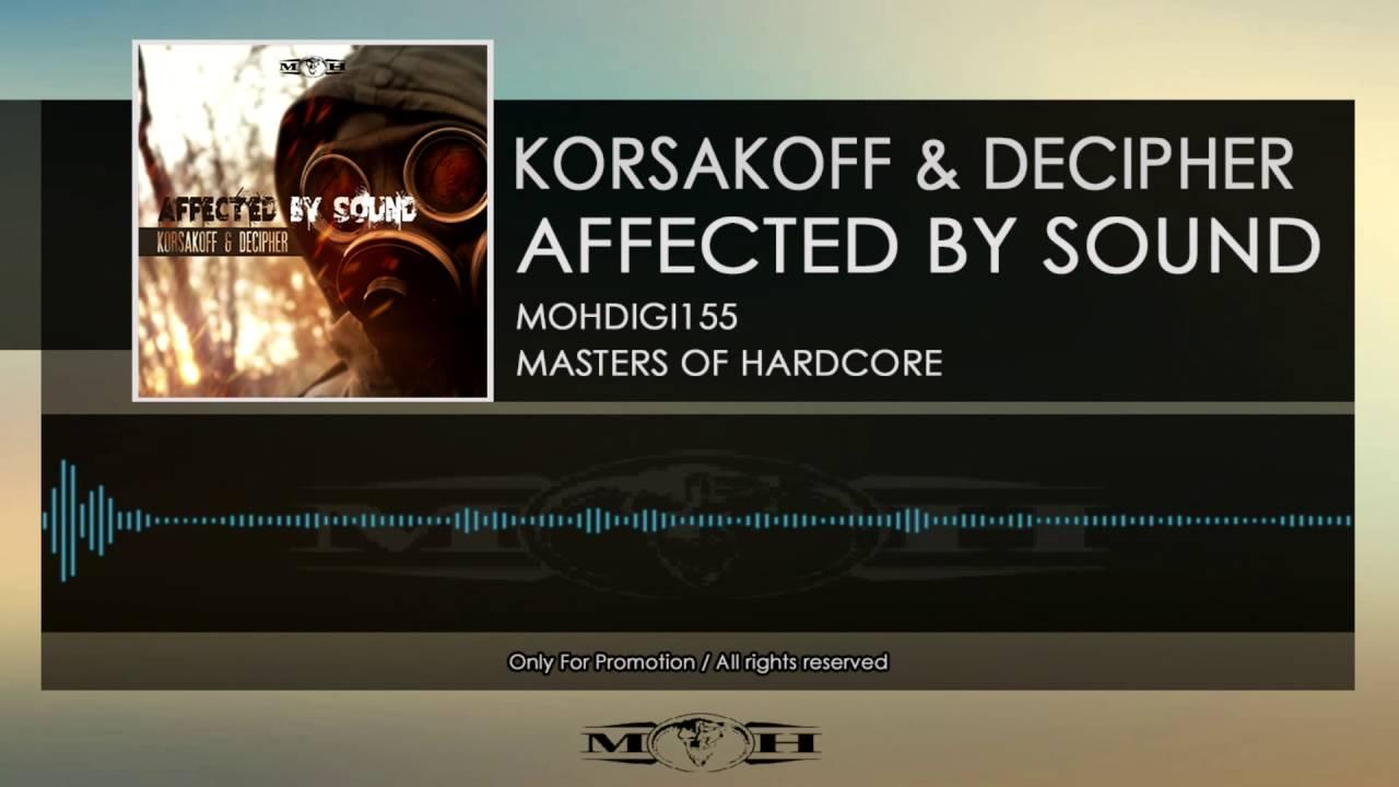 the sound of korsakoff
