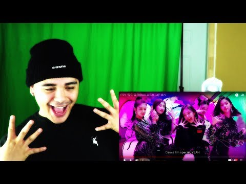 ITZY - DALLA DALLA MV Reaction