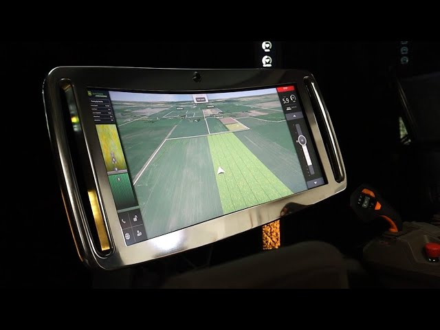 Command Cab - Future of Farming | John Deere