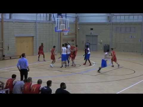 Highlights: Coventry University vs University of Bedfordshire (Bedford) AWAY
