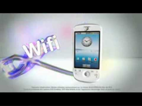 HTC Magic G2 pub - Meilleures Solutions Mobiles (MSM)