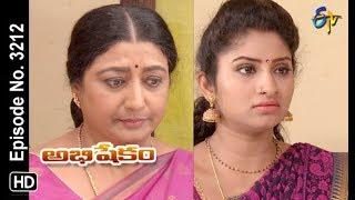 Abhishekam | 2nd May 2019 | Full Episode No 3212 | ETV Telugu