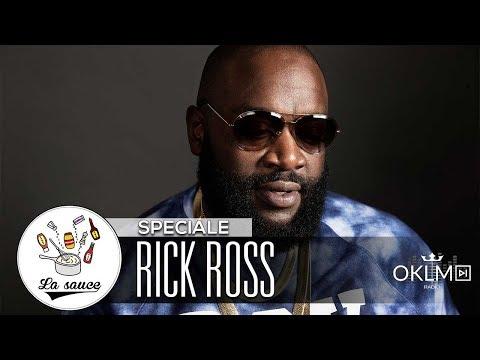 RICK ROSS : Quel est son meilleur album ? - #LaSauce sur OKLM Radio 01/02/18