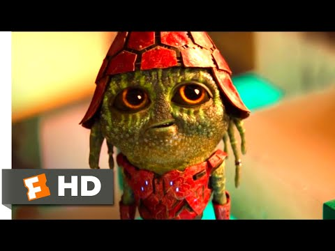 Men in Black: International (2019) - Meeting Pawny Scene (4/10) | Movieclips