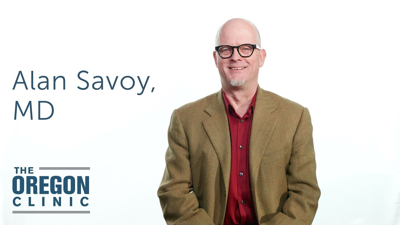 Alan Savoy, MD - Gastroenterology Doctor in Portland and