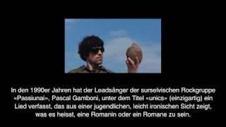 Pascal Gamboni - Unics '09