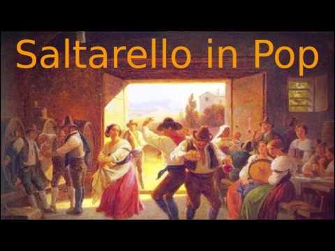 Oneiric Folk-Saltarello in pop (Tradizionale-Ao)
