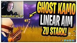 Ghost Kamo über Controller Linear Aim 😱| Harmii wird von Bot getrollt | Fortnite Highlights Deutsch