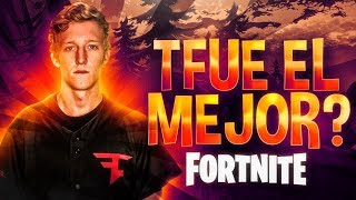 IT'S REALLY *Tfue* THE BEST FORTNITE PLAYER !!?