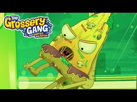Grossery Gang Cartoon | UNDER WATER | Cartoons for Children
